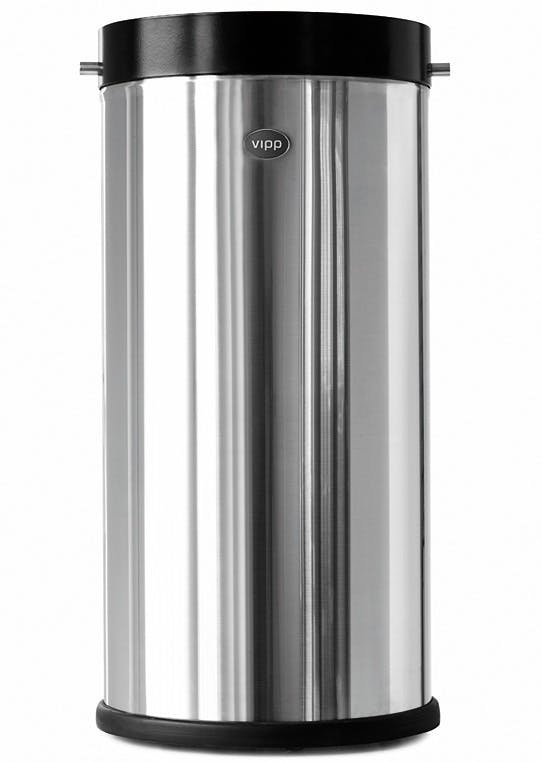 Vipp 52 kontorspand, stainless