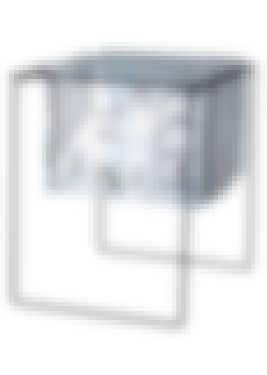 Magasinholder/sidebord