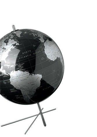 Moderne globus