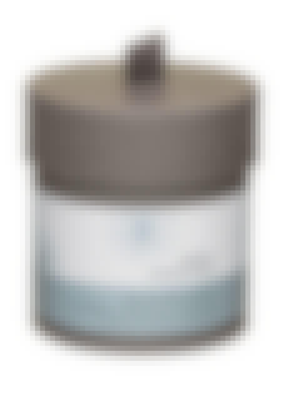 Duftlys, fremstillet af soja