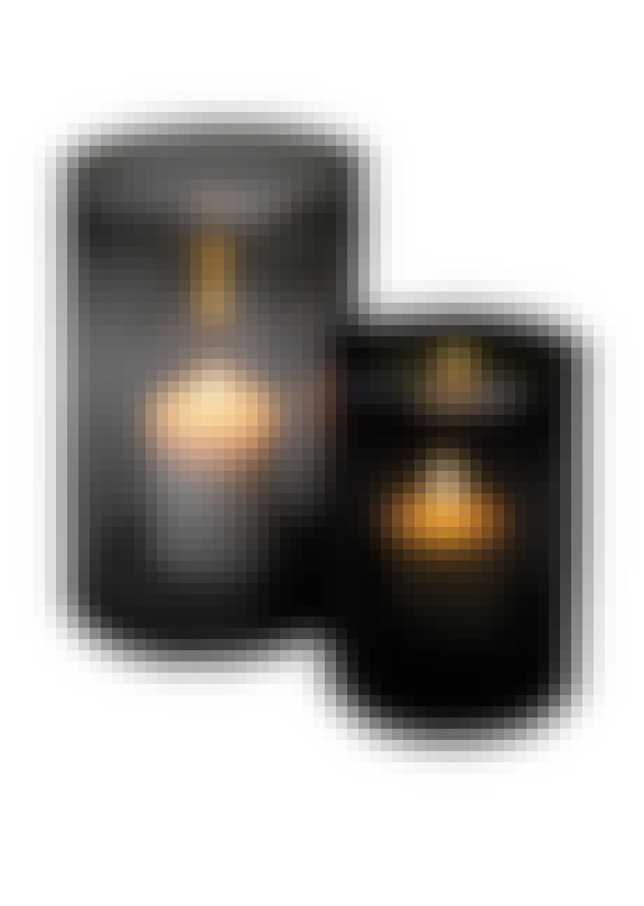 Vaser/lysestager, Smoke