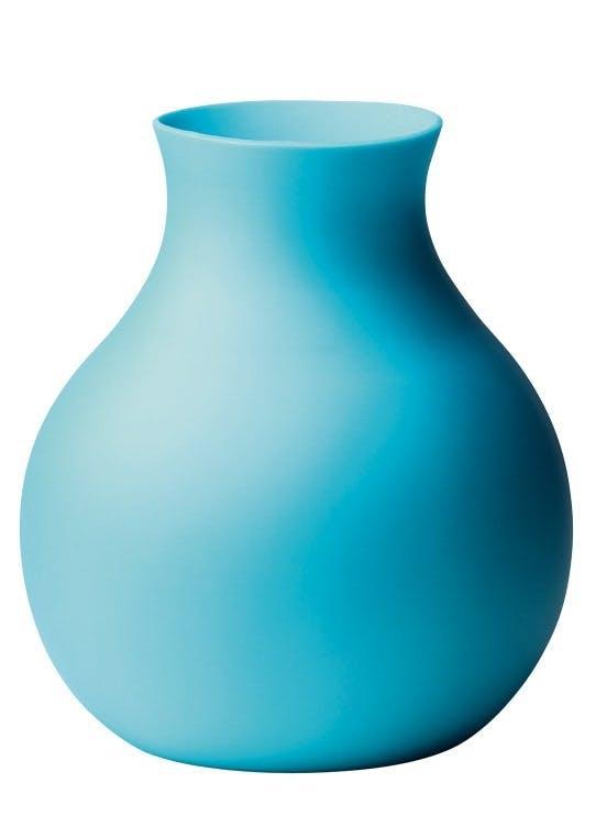 Vase i gummi