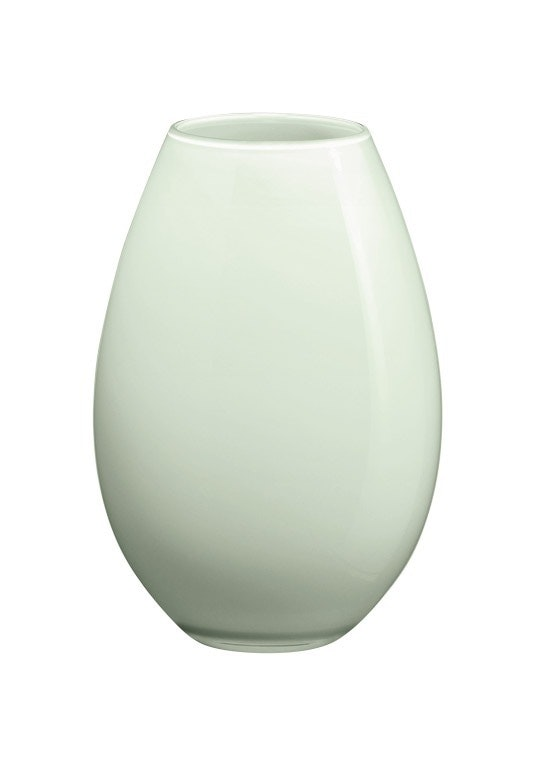 Sartgrøn vase, Cocoon