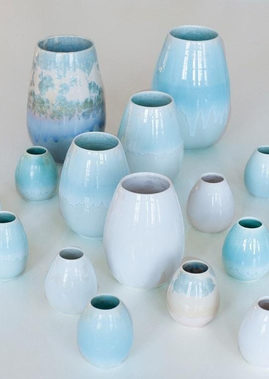 Vaser, Crystal Ice Blue
