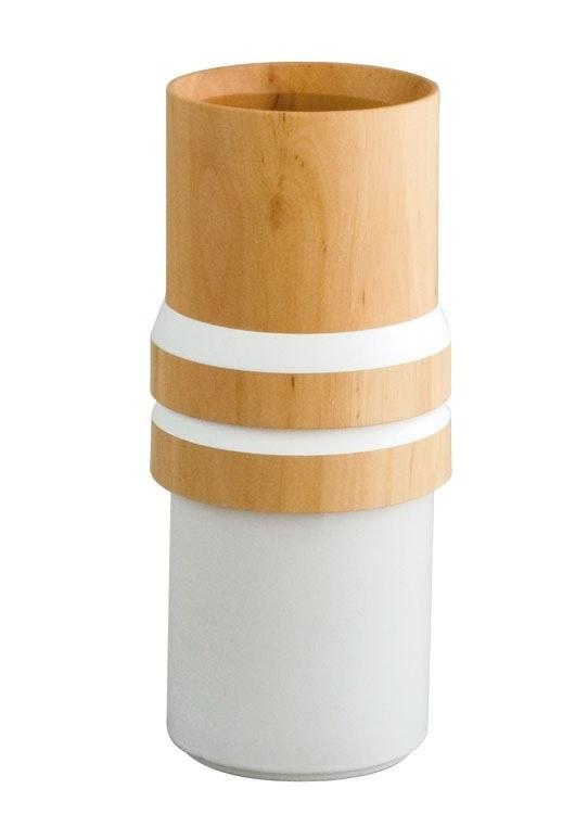 Vase i birketræ