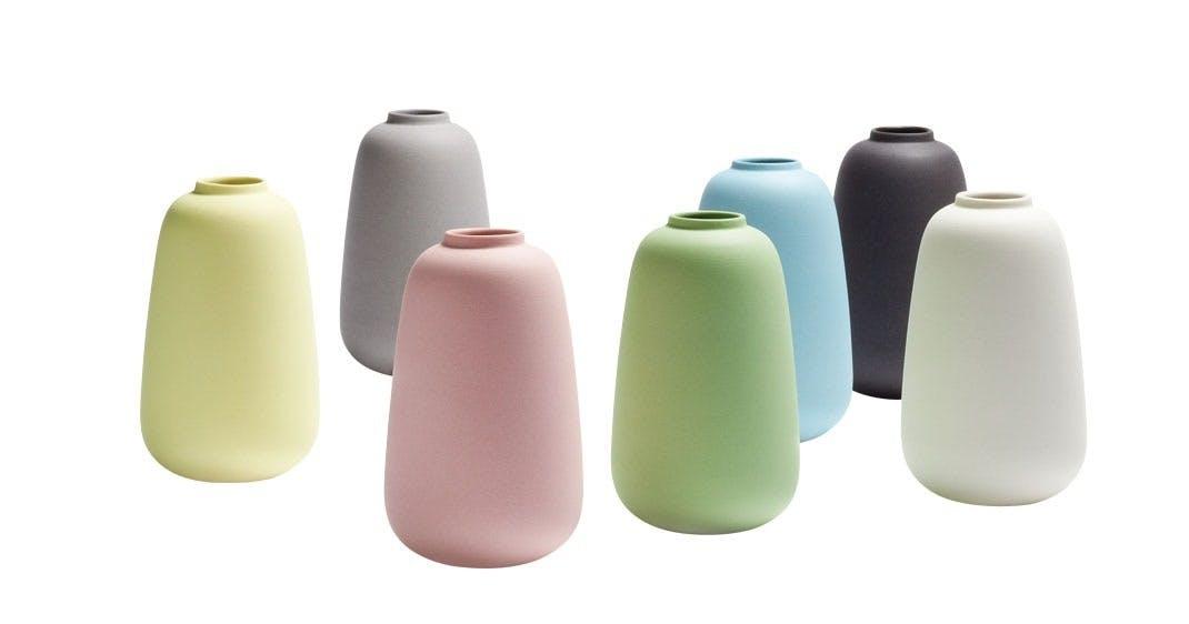 Vase designet af Ditte Fischer
