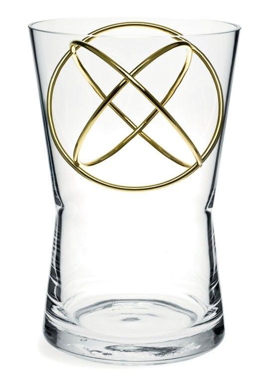 Vase i glas