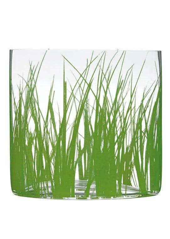 Glasvase, designet af Bettina Schori