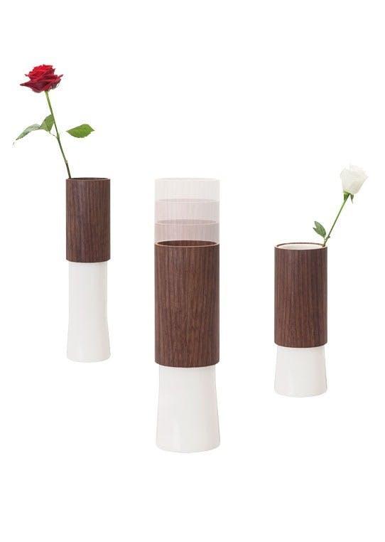 Justerbar vase