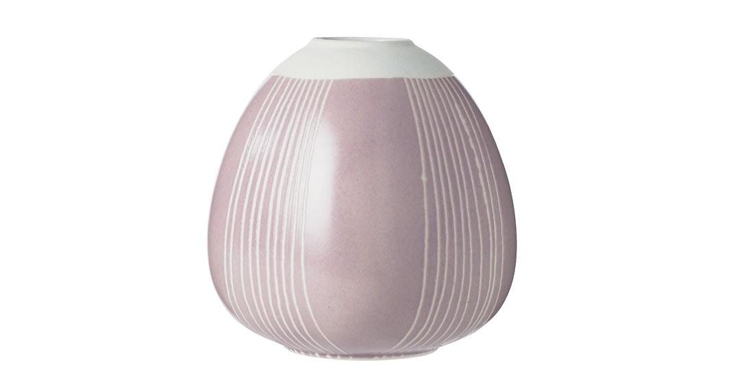 Vase, fås i fem farver