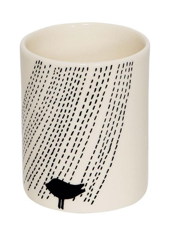 Vase, Rainy Days