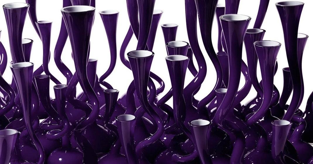 Essensen i Swing er, at hver vase er unik