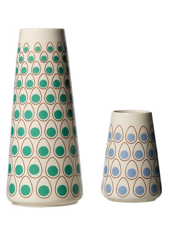 Vaser i retrostil