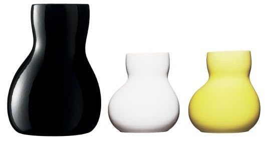 Keramikvase, Bulbo