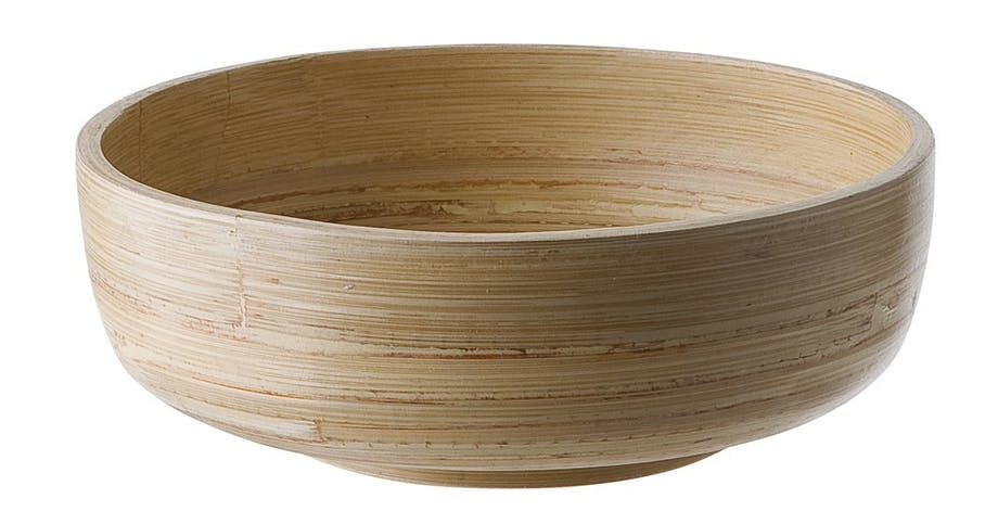 Skål, Bamboo