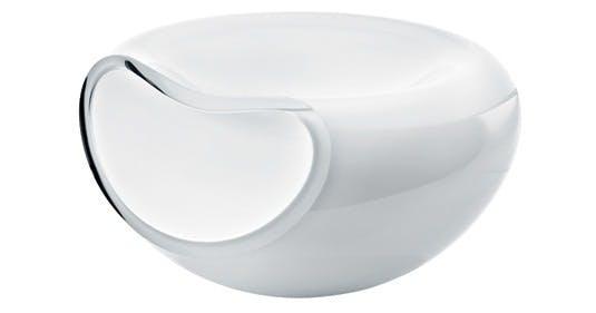 Hvid skål, Smiley