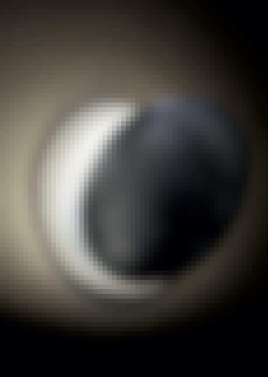 Skærm af karbonfiber