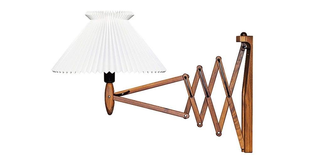 Sax-lampen af Erik Hansen, 1952.