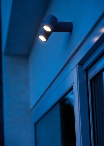 Fleksibel væglampe