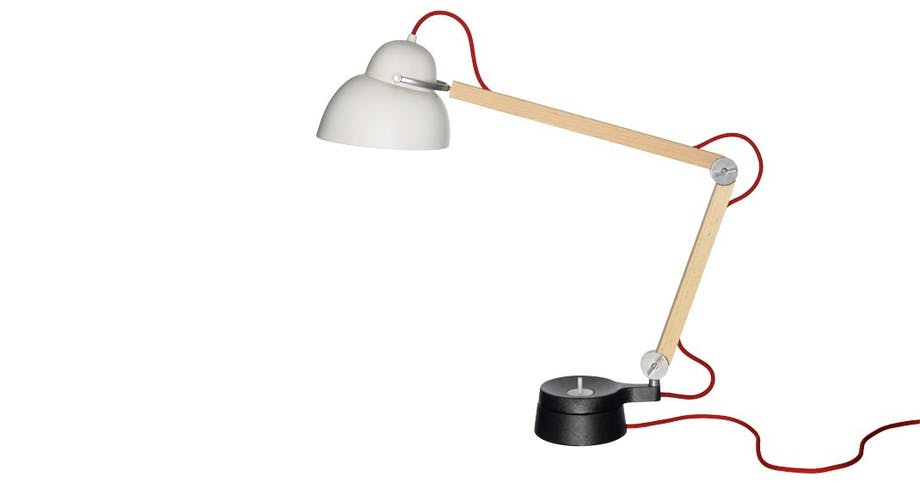 Lampe fra svenske Wästberg