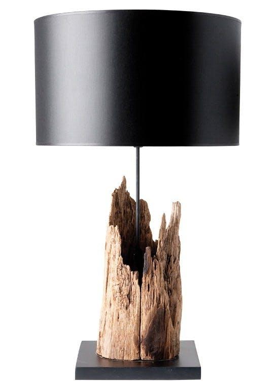 Bordlampe, hvor et stramt