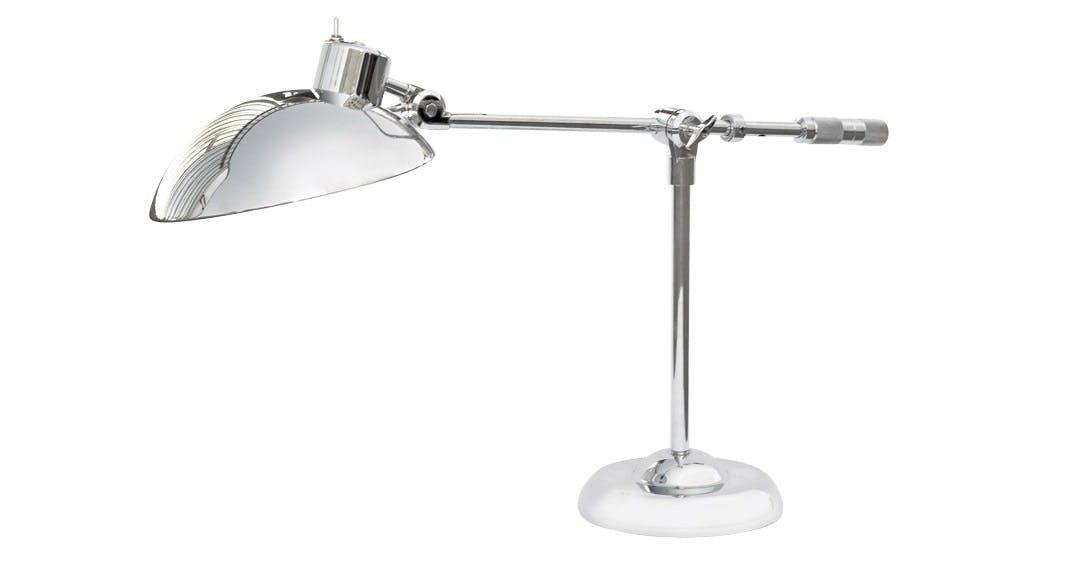 En funktionel lampe