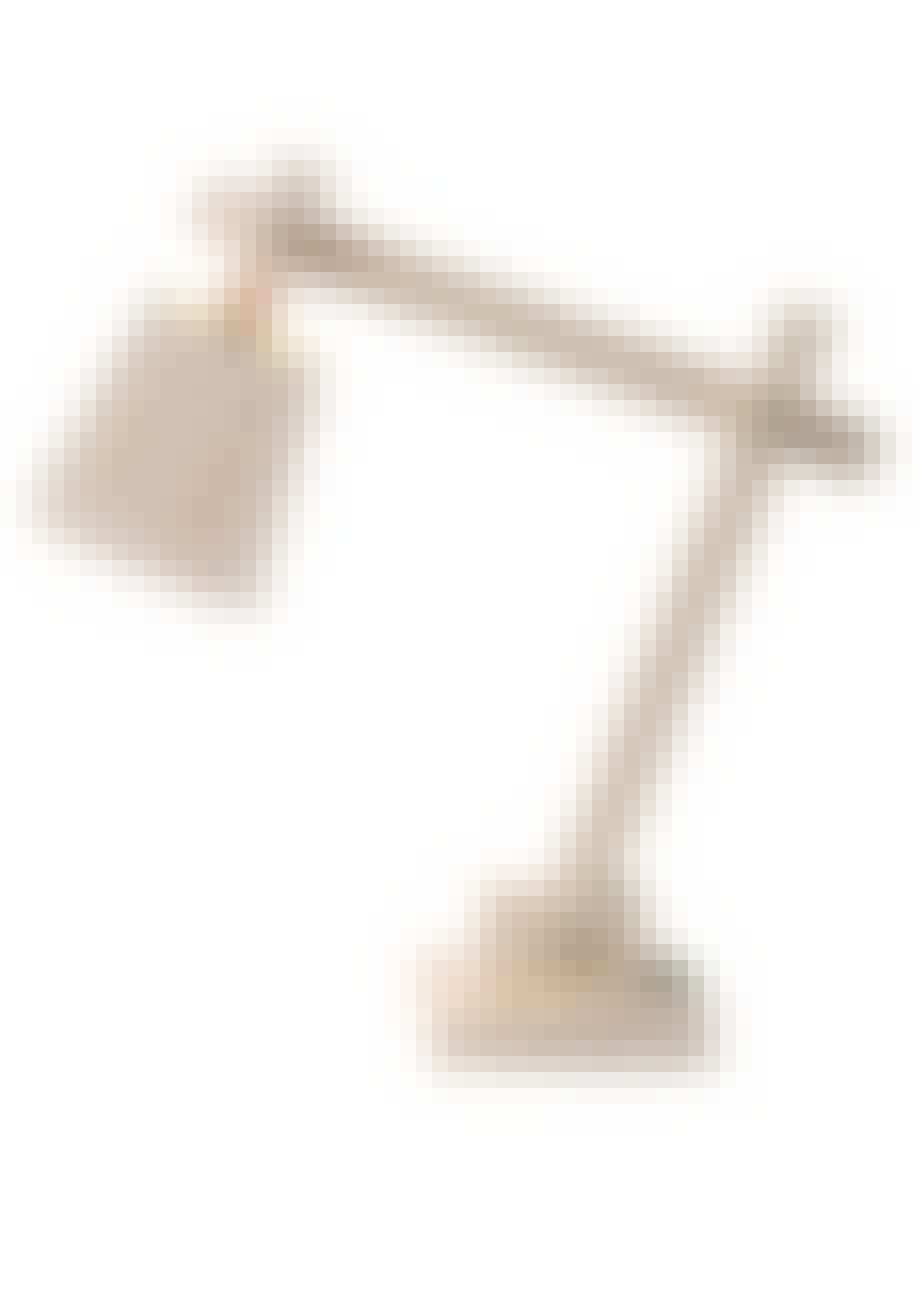 Bordlampe, Wood Lamp