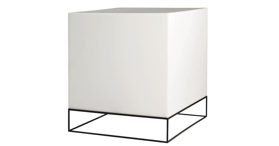 Bordlampe, Cube