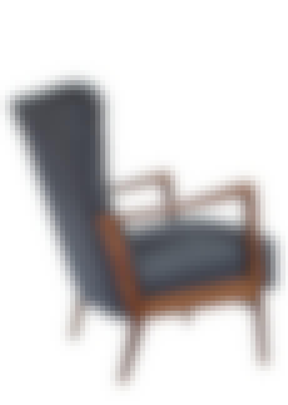 Polstret lænestol, Finigan