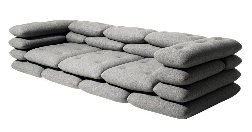 Sofa, Brick