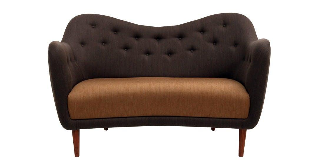 Finn Juhl-sofa med filmhovedrolle ...