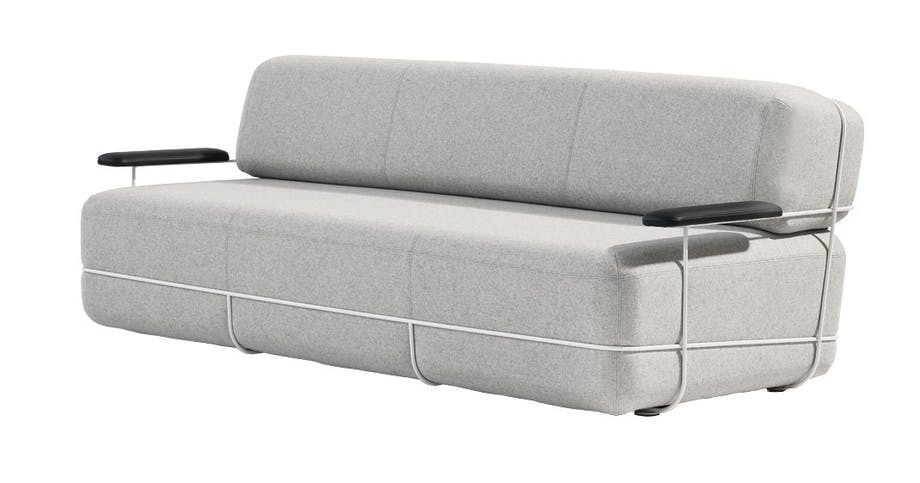 Sofa, Pebble