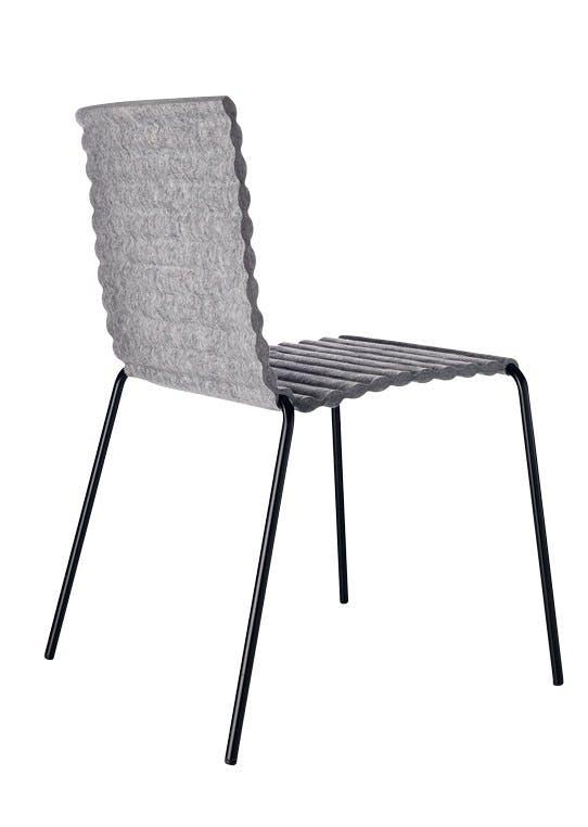 Rib-stolen er designet af Alexander Lervik