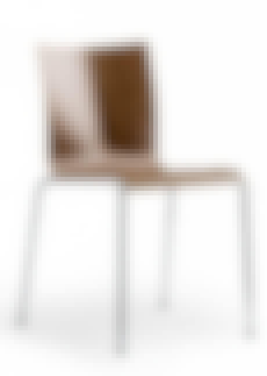 Enkel og bekvem siddeplads