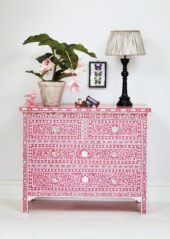 Møbler: Unika-kommode