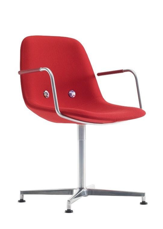 skrivebordsstol uden hjul