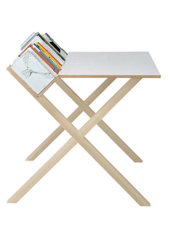 Møbler: Skrivebord, Kant