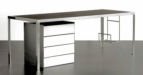Møbler: Tavolo Inox Office