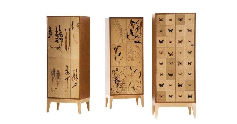 Møbler: Det ene ligner