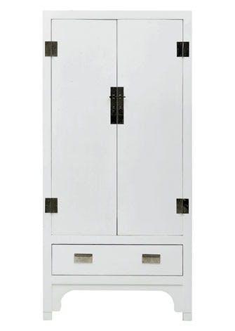 Møbler: Garderobeskabet Ming