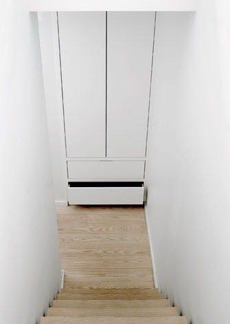 Møbler: Hver ledig plads