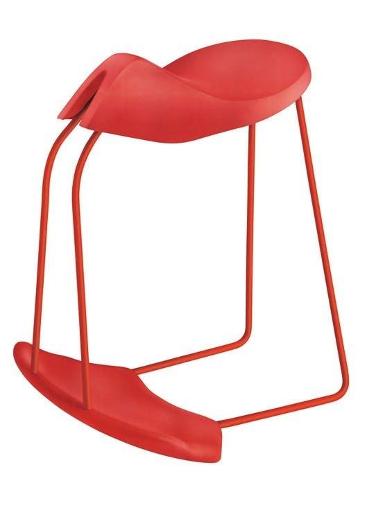 Mobil og fleksibel stol