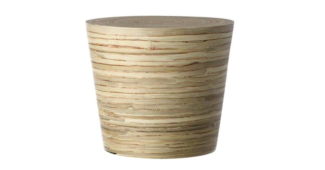 Bord/taburet i bambus