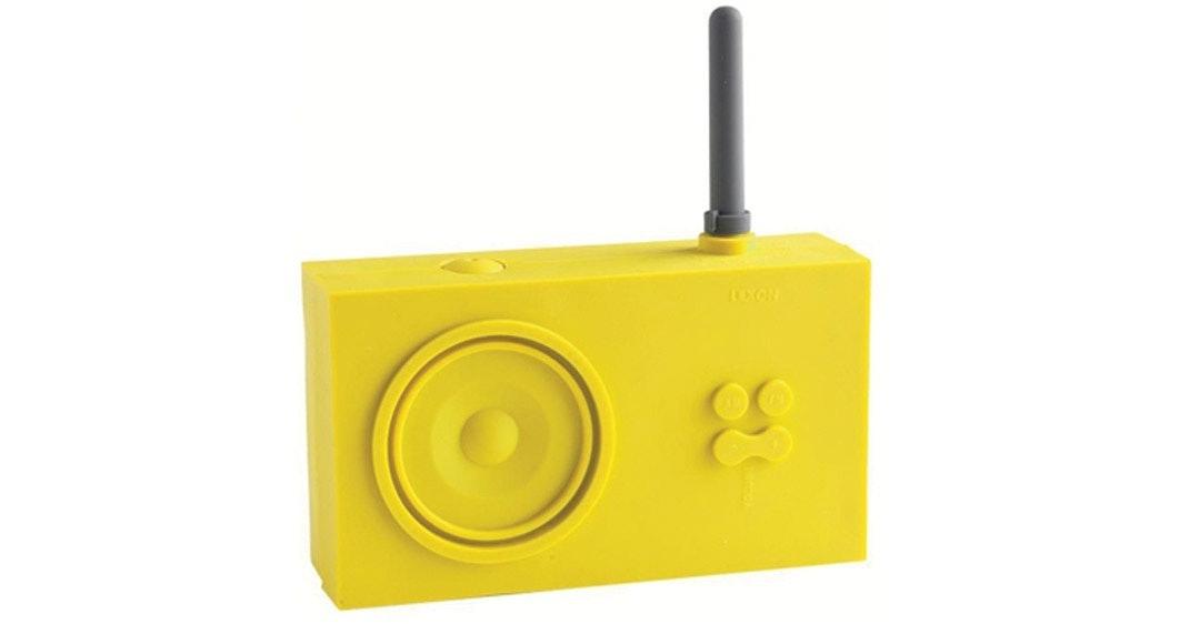 Radio i gummi