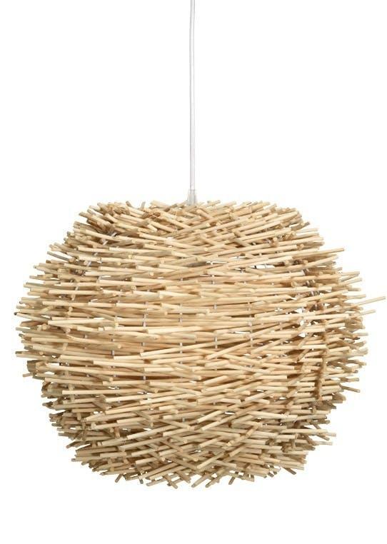 Pendel, Bambus