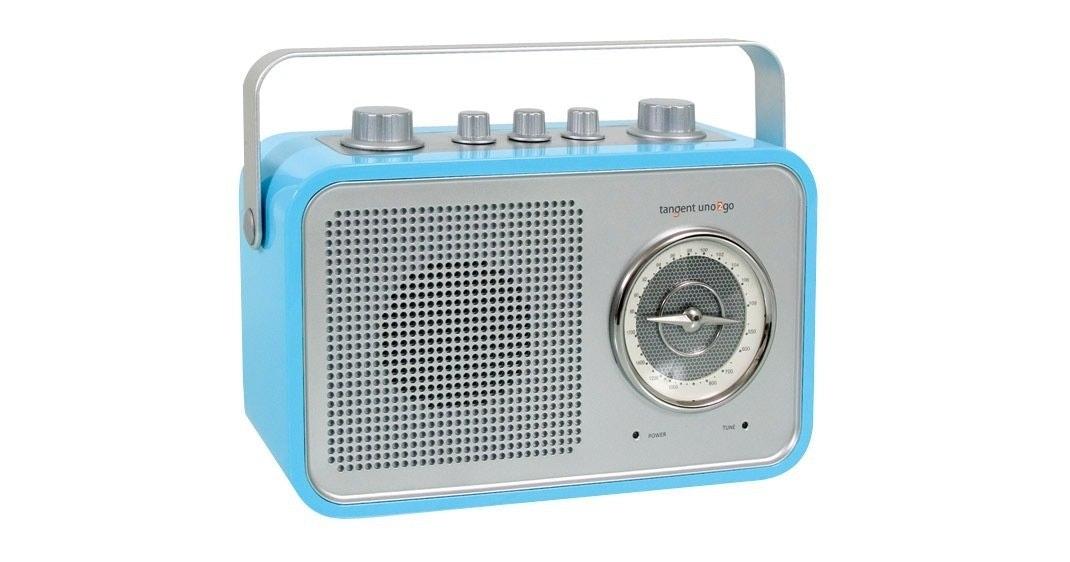 Retro-radio fra Tangent