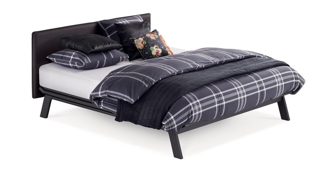 Stilfuld seng ...