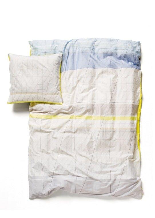 Med lækkert sengetøj