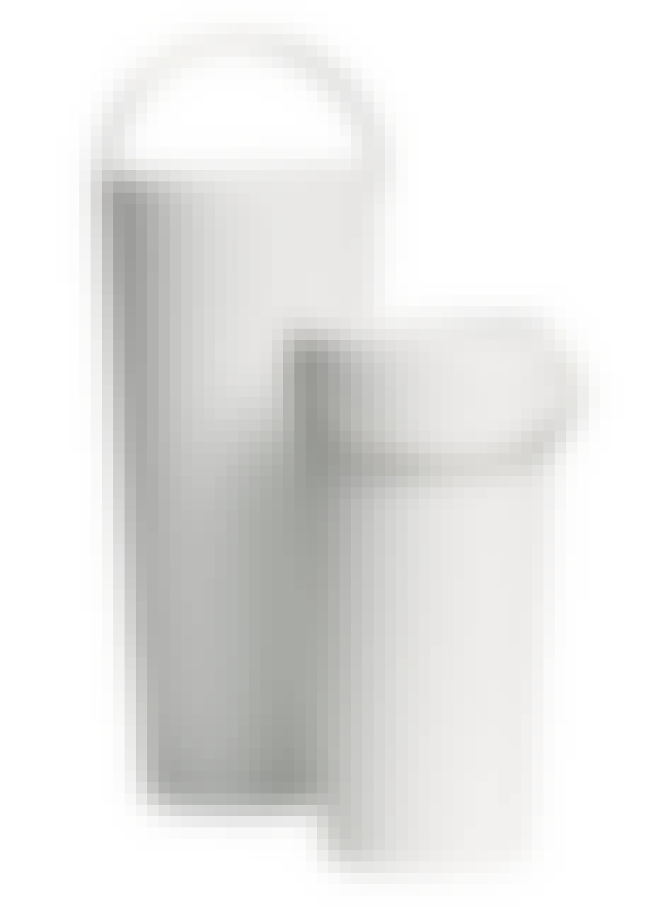 Vaser med hanke