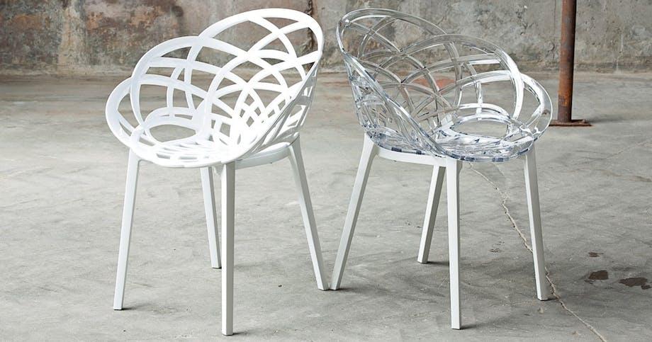 Skulpturel stol, Flora